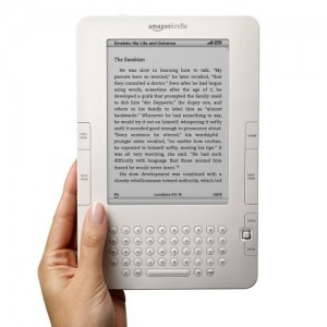 Le Kindle d'Amazon